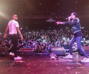rappers, yg, and g-eazy image