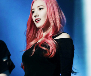 siyeon, pristin, and k-pop image