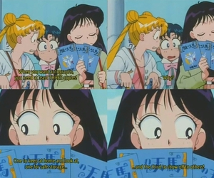 90s, truth, and sailor moon image