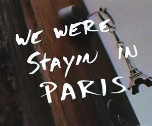 Lyrics, paris, and the chainsmokers image