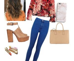 iphone, Polyvore, and oufits image
