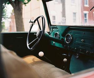 indie, vintage, and car image