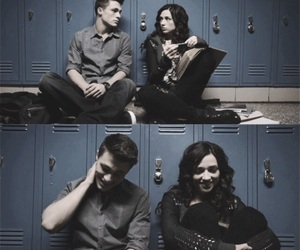 teen wolf, colton haynes, and crystal reed image