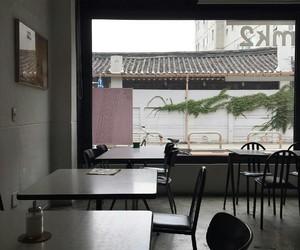 caffe, design, and grey image