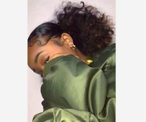 curls, edges, and hair image