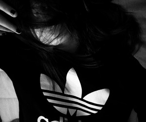 adidas, black, and but image