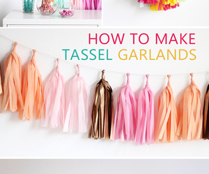 craft, diy, and garland image