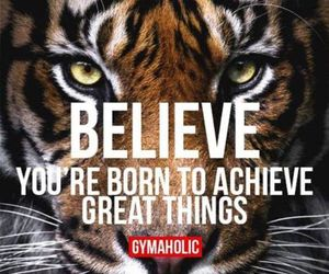 motivation and believe image