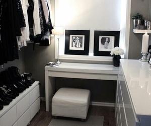 interior, luxury, and wardrobe image
