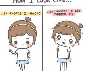 facebook, funny, and truth image