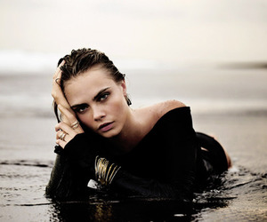 cara delevingne, model, and delevingne image