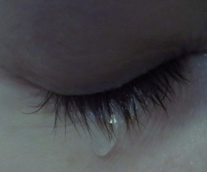 eyelashes, feeling, and pale image