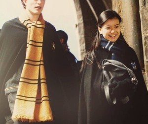 harry potter, cho chang, and cedric diggory image