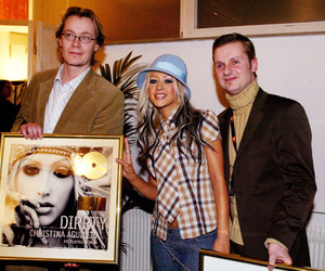 2002, christina aguilera, and stripped era image