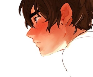 fan art, keith, and Voltron image