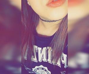 dope, lips, and lipstick image