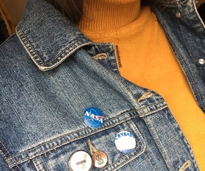 alternative, buttons, and carefree image