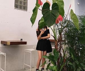 girl, couple, and ulzzang image