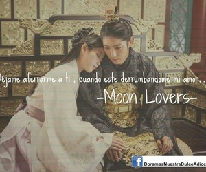 moon lovers and scarlet ryeo heart image