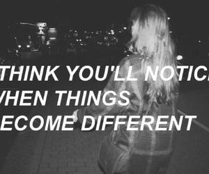 black and white, grunge, and sad image