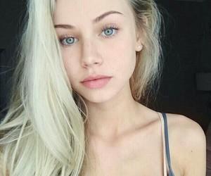 girl, beauty, and scarlett leithold image