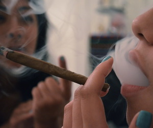 smoke, weed, and blunt image