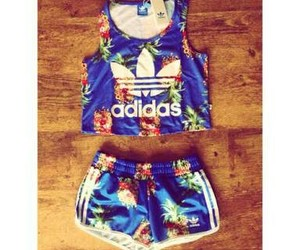 adidas, girly, and clothes image