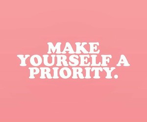 frases, yourself, and pink image