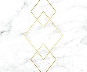 marble, gold, and white image