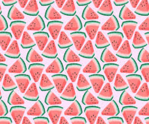 watermelon, background, and green image