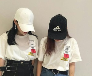 ulzzang, fashion, and asian image