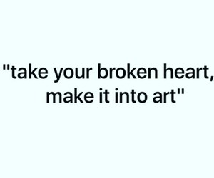 art, bandage, and heart image