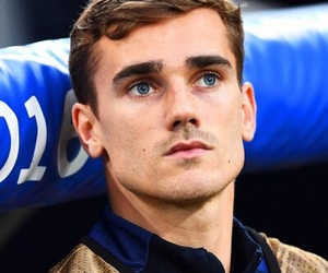 antoine griezmann and football image