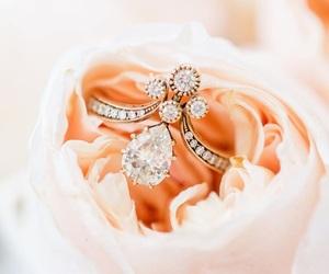 beautiful, diamond, and elegant image