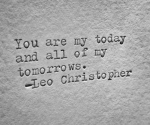 quotes, love, and today image