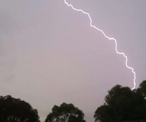 lightning, thunderstorms, and electrical storm image