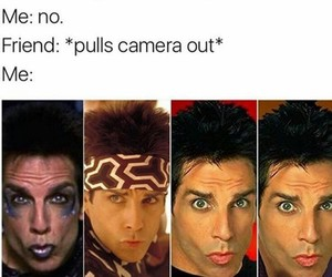 funny, zoolander, and lol image