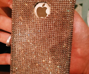 shine, strass, and cellphonecase image