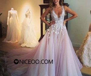 dress, Prom, and vestidos image