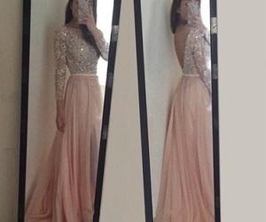 dress, Prom, and prom dress image