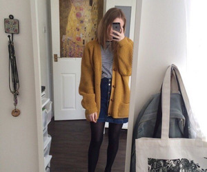outfit, tumblr, and grunge image