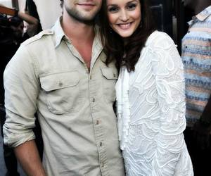 Chace Crawford, gossip girl, and leighton meester image