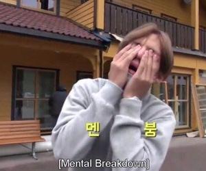 kpop, bangtan boys, and kim taehyung image