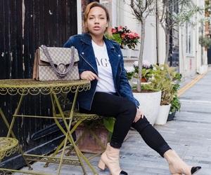 blogger, fashion, and inspiration image