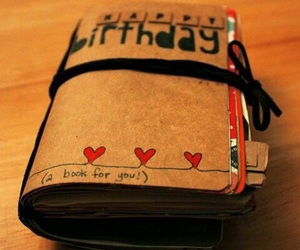 love, boyfriend, and gift image