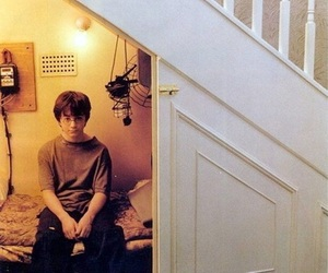 harry potter, daniel radcliffe, and movie image