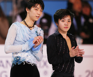 boy, japanese, and yuzuru hanyu image