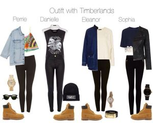 girls, outfits, and whichone image