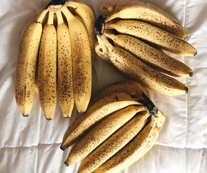 banana, fitness, and food image