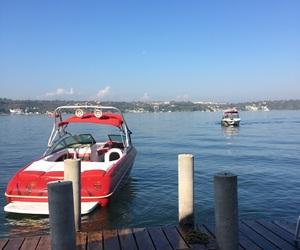 fun, boat life, and wallpaper image